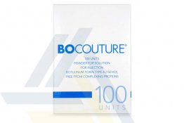 BOCOUTURE® 100 Units (Xeomin) 100U 1 vial
