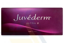 JUVEDERM® ULTRA 2 2x0.55ml 2 pre-filled syringes