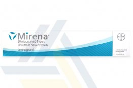 MIRENA® English 52mg 1 IUD
