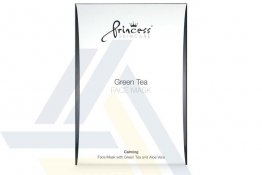PRINCESS® SKINCARE GREEN TEA MASK  8 sachets