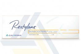 RESTYLANE® SKINBOOSTERS™ VITAL LIGHT 12mg/ml 1-1ml prefilled syringe