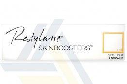 RESTYLANE® SKINBOOSTERS™ VITAL LIGHT w/ Lidocaine 1mL 1 pre-filled syringe