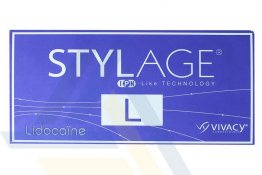 STYLAGE® L w/Lidocaine 24mg/ml, 3mg/ml 2-1ml prefilled syringes