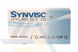 SYNVISC® 3x2ml  3x2ml prefilled syringes