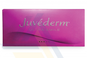 JUVEDERM® ULTRA SMILE (2x0.55ml) 2x0.55ml 2 pre-filled syringes