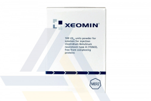 XEOMIN® In English 100U 1 vial