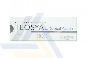 TEOSYAL® GLOBAL ACTION 1ml 2 pre-filled syringes