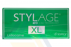 STYLAGE® XL w/Lidocaine 26mg/ml, 3mg/ml ml 2-1ml prefilled syringes pre-filled syringe(s)