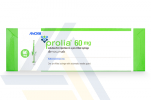 PROLIA® 60mg 1 pre-filled syringe